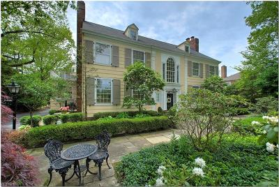 Shaker Heights Single Family Home For Sale: 21006 Brantley Road