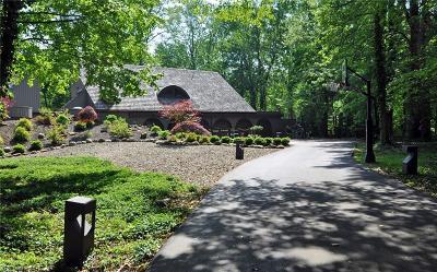 Westlake Single Family Home For Sale: 5005 Bradley Road