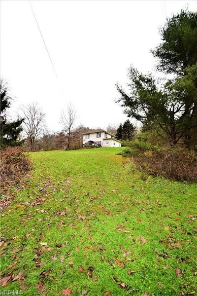 Wellsville Single Family Home Active Under Contract: 44558 Y And O Road