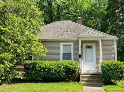 Painesville Single Family Home For Sale: 577 Belmont Drive