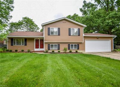 Olmsted Falls Single Family Home Active Under Contract: 26368 Hickory Lane
