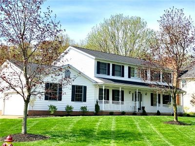 Massillon Single Family Home Active Under Contract: 8078 Brooke Hollow Street