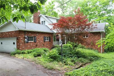 Brecksville Single Family Home For Sale: 6867 Westwood Drive