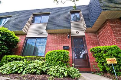 Avon Lake Condo/Townhouse Active Under Contract: 216 Moore Road #1-Q