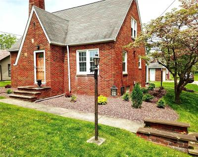 Warren Single Family Home Active Under Contract: 2535 North River Road
