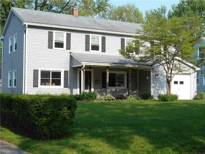 Madison Single Family Home For Sale: 1821 Aberdeen Road