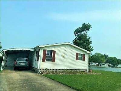 Elyria Single Family Home For Sale: 187 Gull Drive