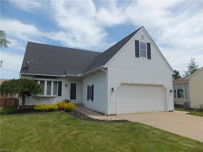 Cleveland Single Family Home For Sale: 888 Marcie Drive
