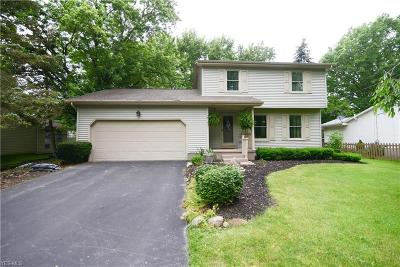 Boardman OH Single Family Home For Sale: $164,500