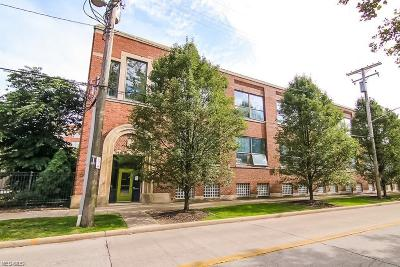 Cleveland Condo/Townhouse For Sale: 8205 Franklin Boulevard #9