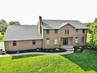 Muskingum County Single Family Home For Sale: 5165 Manchester Drive