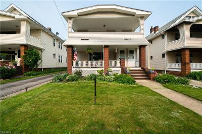 Lakewood Multi Family Home Active Under Contract: 2170 Waterbury
