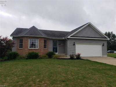 Huron County Single Family Home For Sale: 4 Westwind Drive