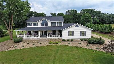 Mahoning County Single Family Home For Sale: 13301 Old Hickory Court
