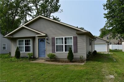 Madison Single Family Home Active Under Contract: 7631 Lake