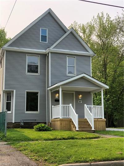 Elyria Single Family Home For Sale: 747 W River Road