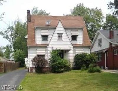 Boardman OH Single Family Home For Sale: $44,900