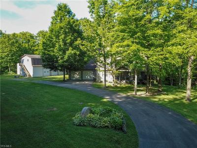 Mahoning County Single Family Home For Sale: 3012 W Middletown Road