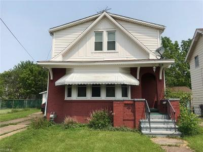 Lorain Single Family Home For Sale: 318 W 32nd Street