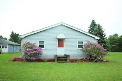 Leroy Single Family Home For Sale: 12756 Huntoon Road