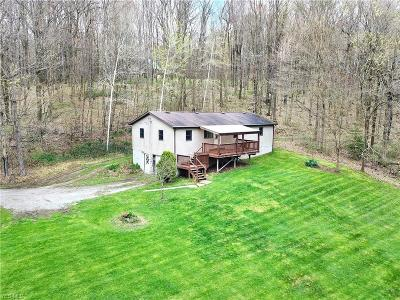Lisbon Single Family Home Active Under Contract: 42121 State Route 517