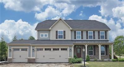 Single Family Home Active Under Contract: 4520 Brownstone Lane
