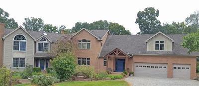 Zanesville Single Family Home For Sale: 534 Branch Road