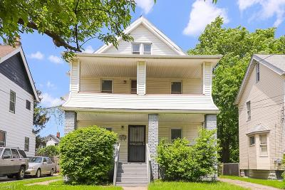 Cleveland Single Family Home For Sale: 14113 Sylvia Avenue
