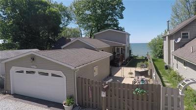 Lake County Single Family Home For Sale: 38537 N Beachview Road