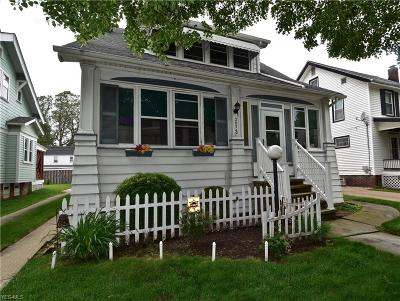 Lakewood Single Family Home Active Under Contract: 2054 Brown Road
