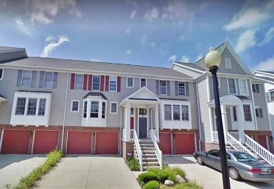 Cleveland Condo/Townhouse Active Under Contract: 1970 E 82nd Street