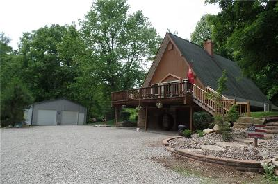 Morgan County Single Family Home Active Under Contract: 9299 S State Route 555