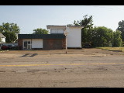 Canton Commercial For Sale: 1317 Tuscarawas Street