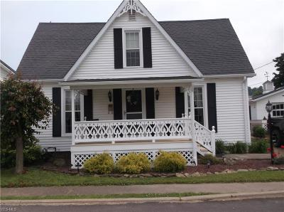 Guernsey County Single Family Home Active Under Contract: 117 Main Street