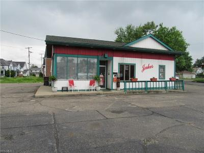 Canton Commercial For Sale: 3102 Tuscarawas Street