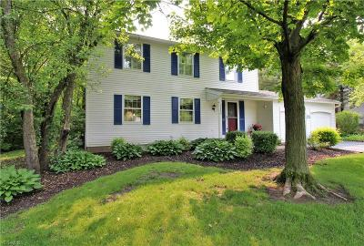 Hudson Single Family Home Active Under Contract: 5949 Bradford Way