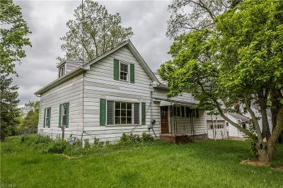 North Royalton Single Family Home For Sale: 8452 York Road