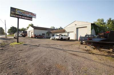 Canton Commercial For Sale: 3138 Lincoln Street
