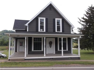 Guernsey County Single Family Home For Sale: 120 Main Street