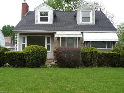 Lorain Multi Family Home For Sale: 316 Day Drive