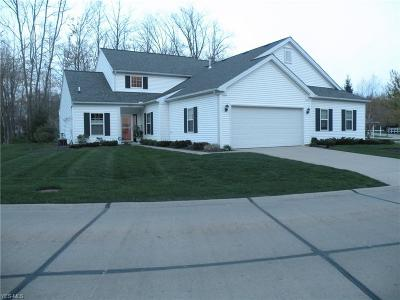 Reminderville OH Single Family Home Active Under Contract: $219,900