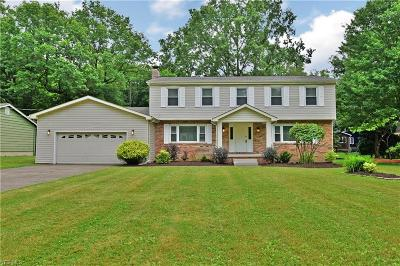 Girard Single Family Home Active Under Contract: 5221 Sampson Drive