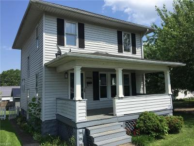 Single Family Home Sold: 1534 May Street
