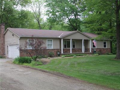 Solon Single Family Home Active Under Contract: 30865 Woodall Drive