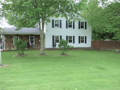 Painesville Single Family Home Active Under Contract: 365 Park Road
