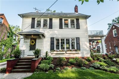 Cleveland Single Family Home Active Under Contract: 3174 W 165th Street