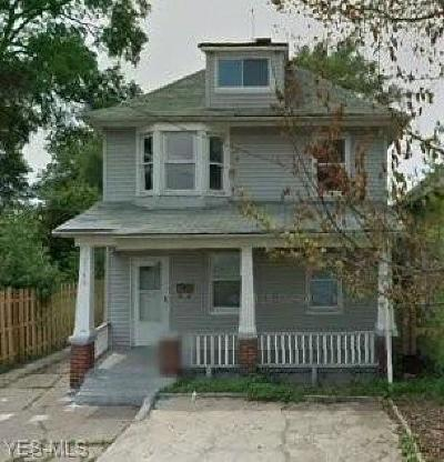 Ohio City Single Family Home For Sale: 2146 W 40th Street