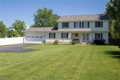 Warren Single Family Home Active Under Contract: 8651 King Graves Road
