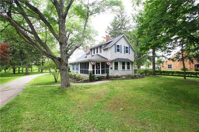 Westlake Single Family Home For Sale: 1266 Cahoon Road