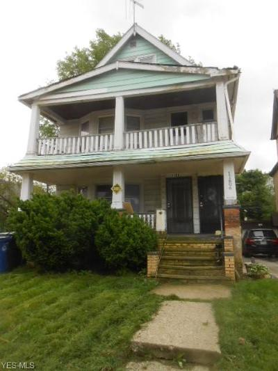 Cleveland Multi Family Home For Sale: 11806 Fairport Avenue